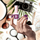 Lakier hybrydowy hi hybrid 5ml Wild Violet #257