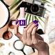Lakier hybrydowy hi hybrid 5ml Violet Orchid #338